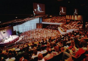 Mega Church | The Church Lady Blogs