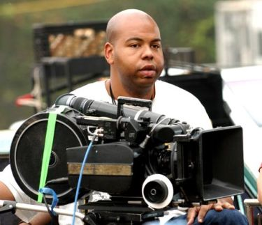 """Parrish Smith, director-producer of """"The Scroll."""" (Courtesy, Parrish Smith)"""
