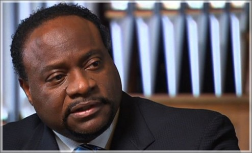 """Bishop Eddie Long"""