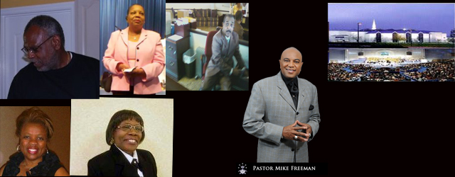 """""""Jericho City of Praise Board and Dr. Mike Freeman"""""""