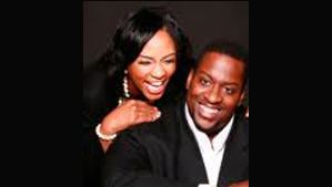 """Pastor Joel Peeples and wife Yolanda"""