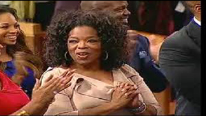 """Oprah Winfrey and the Potters House"""