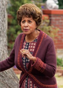 """""""Marla Gibbs portraying Hattie in Madea's Witness Protection"""