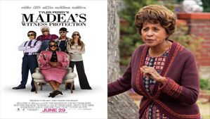"""""""marla Gibbs as Hatti in Madea's Witness Protection"""""""