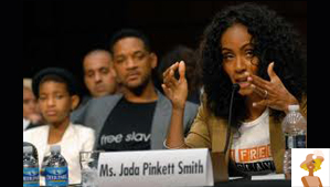 """Jada Pinkett Willow and Will Smith"