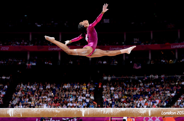"""Olympic God Medal Winner Gabby Douglass"""