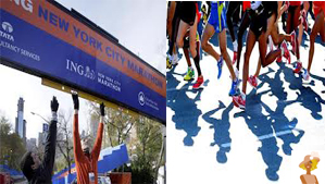 """New York City marathon 2012 Canceled"""
