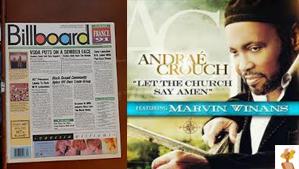Billboard Magazine, Andre Crouch