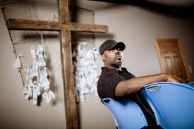 """Church Pastor Troy Evans"