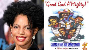 """""""Melba Moore in Good God A'mighty"""""""