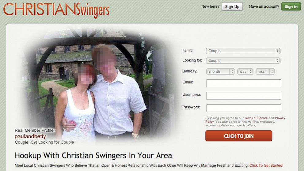 Christian-Swingers-Website
