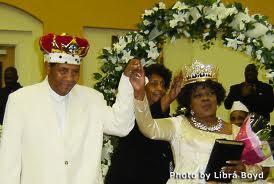 shirley-caesar-harold-ivory-williams-wedding