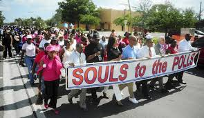 souls to the polls Sunday