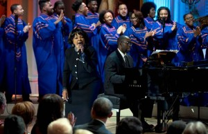 Gospel music white house