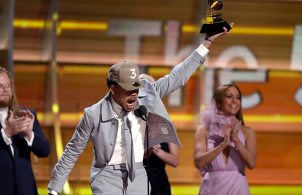 Chance The Rapper Coloring Book Takes Home The Grammy The Church Lady Blogs