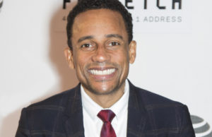 Hill Harper Gushes About Single Fatherhood And Adopting A Son