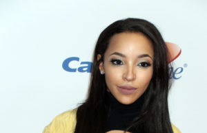 Tinashe Gets Restraining Order Against Fan Who Believed They Were Married