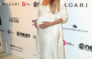 Ciara Hits First Red Carpet Since Birth Of Daughter Sienna