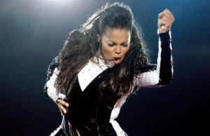 Janet Jackson Back On Stage; She's Nice, Nasty & Political