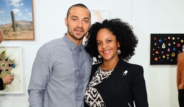 Jesse Williams & Aryn Drake-Lee Can Only Communicate Through An App