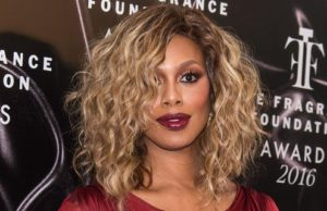 Laverne Cox Is Melaninated Perfection In Beyoncé's New Campaign For Ivy Park