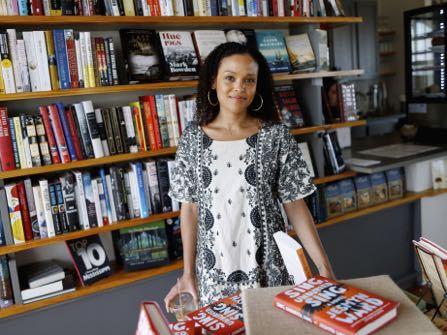 Author Jesmyn Ward Celebrates 'Genius' Grant