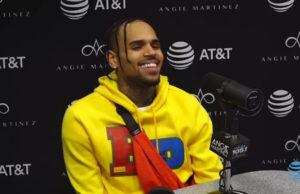 Chris Brown Has His Eyes On J