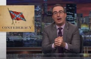 John Oliver Explains In Detail Why Confederates Statues Need To Go