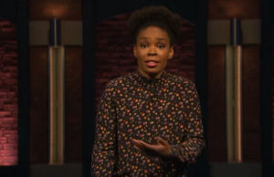 'Late Night' Writer Amber Ruffin To Co-Write & Star In NBC Comedy