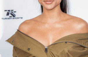 On 'The Real': What Karrueche Tran Would Tell Her Younger Self