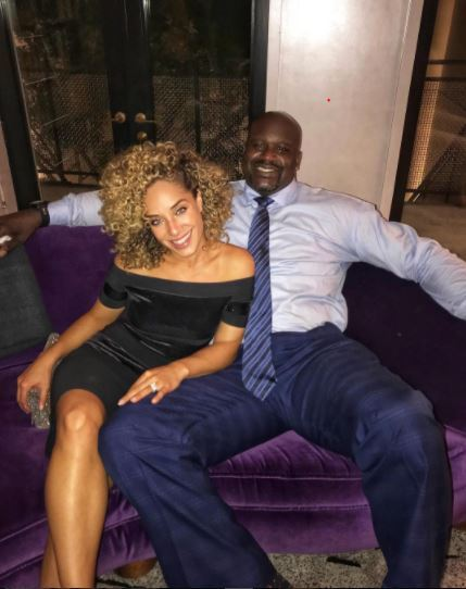 Shaquille o neal s longtime girlfriend announces - Shaunie o neal house ...