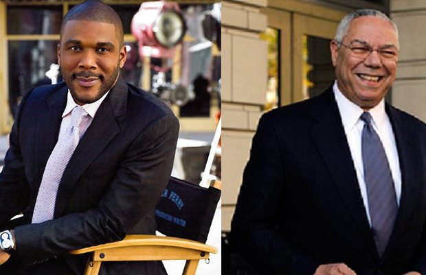 Tyler Perry To Play Colin Powell In New Film