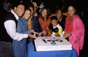'Moesha' Cast Reunites During An Emotional Segment Of 'The Real'