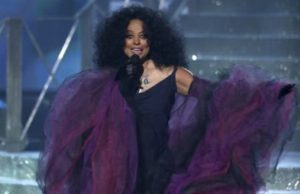Diana Ross Honored At American Music Awards But Her Grandson Steals The Show