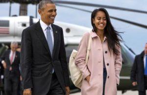 Does Malia Obama Have A Secret Service Detail At Harvard?
