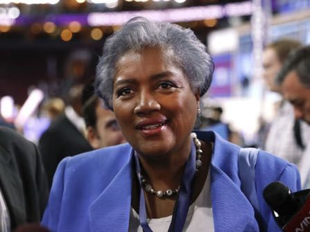 Donna Brazile Says She 'Found Proof' Hillary Rigged Primary Against Bernie