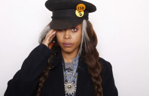 Erykah Badu Offers 'Soul Therapy' Ahead Soul Train Awards
