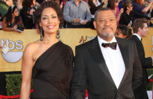 It's Official: Laurence Fishburne Files For Divorce From Gina Torres
