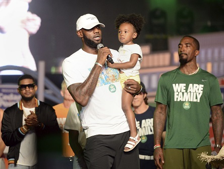 LeBron James Hometown Approves Plan For 'I Promise' School