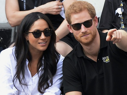 Prince Harry & Actress Meghan Markle To Wed Next Year