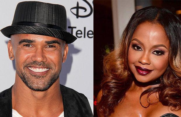 Shemar Moore Responds To Rumors He's Dating Phaedra Parks