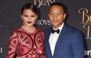 Stork Alert! John Legend And Chrissy Tiegen Are Expecting Baby #2