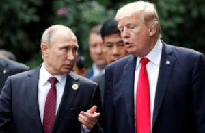 Trump says Putin insulted by US election meddling claim