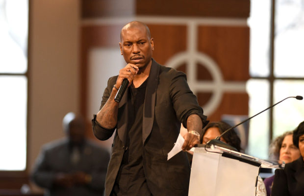 Tyrese May Have To Represent Himself After Lawyer Reportedly Quits