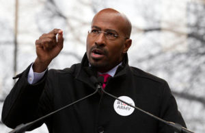 Van Jones Gets His On Show On CNN In January