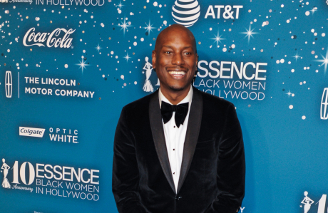 Would You Dedicate 'Let's Get It On' To Your Daughter? Tyrese Did!