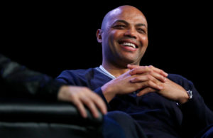 Charles Barkley Thanks GOP For 'Taking Care Of Rich People'