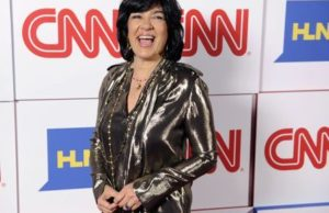 CNN Int'l Anchor Christiane Amanpour To Fill In For Charlie Rose On PBS