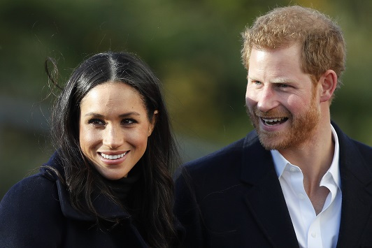 Prince Harry, Meghan Markle Celebrate Engagement With Official Photos