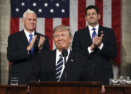 Can Trump Stick To A Script Beyond The State Of The Union?